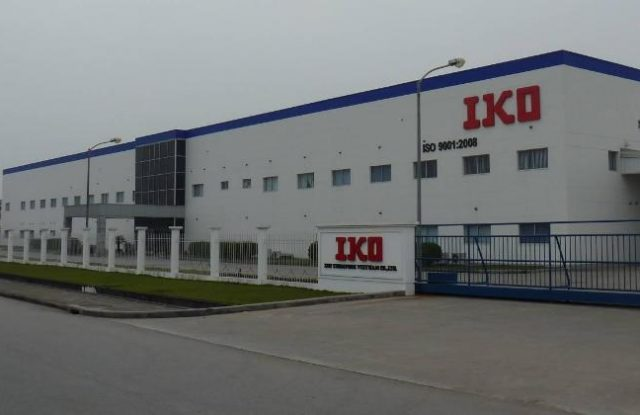 IKO-thompson factory phase 2 (JAPAN)