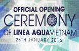 The inauguration ceremony of the factory-Aqua Linea Vietnam